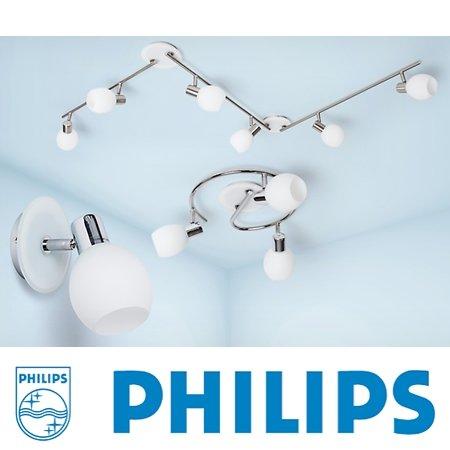 Philips Deckenleuchten Wandleuchten Lampen Leuchten verschiedene Modelle, ab 12,80 EUR @ eltronics