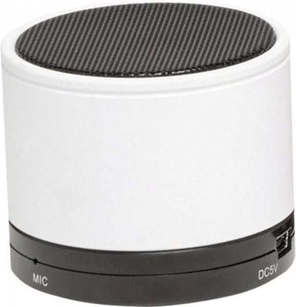 Denver Bluetooth-Lautsprecher BTS-21 weiß @Digitalo 9,90€ statt 14,94€ Nur heute!