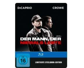 Der Mann, der niemals lebte (Steelbook Edition) (Blu-ray) für 9,99€ @Saturn