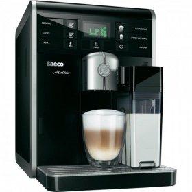 [Rakuten] Saeco HD8769/01 Moltio One Touch Kaffeevollautomat mit Keramikmahlwerk Schwarz 500,65 - PVG ~550€