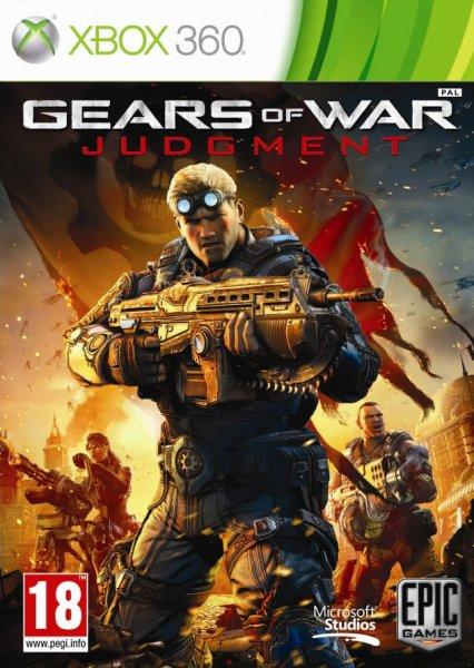 [Gamestop] Gears of War: Judgment (Xbox 360)