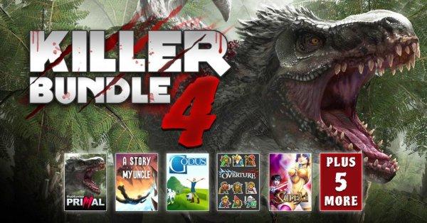 [Steam] Killer Bundle 4 - 10 Steam Games für 5,42€ @Bundlestars