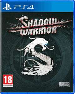 [PS4] Pinball Arcade / Motorcycle Club / Shadow Warrior @ Game.co.uk