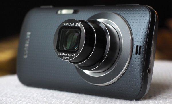(NL) Samsung Galaxy K Zoom schwarz 290€ weiß 299€ - nur wenige Stück