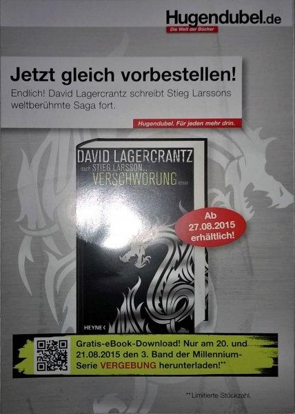[E-Book] Stieg Larsson - Vergebung kostenlos runterladen am 20.-21.8