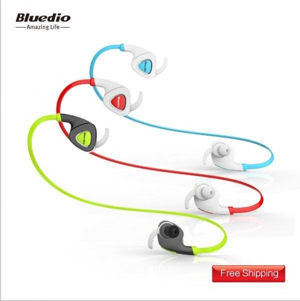 [DE aliexpress] Bluedio Q5 - Bluetooth stereo in-ear Kopfhörer, verschiedene Farben