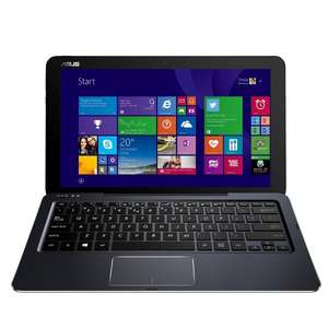 "Asus Transformer Book T300 Chi Convertible (12,5"" FHD, Intel Core-M-5Y10, 2GHz, 8GB RAM, 128GB SSD, Intel HD 5300, Win 8.1) für 620,79€ @Amazon.fr"