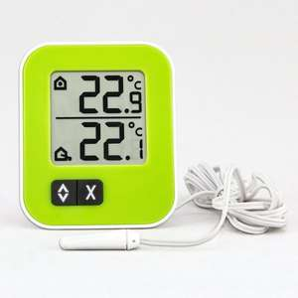 [Amazon-Prime] TFA Dostmann digitales Innen-Aussen-Thermometer Moxx 30.1043.04