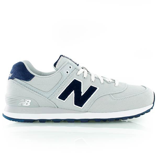New Balance Sneaker Sport Schuhe grey ML574, 49,90 EUR @ kickz.com