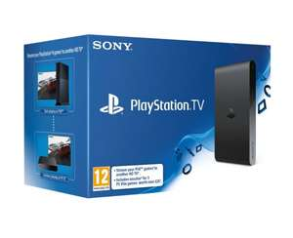 outlet.sony.de - Playstation TV Generalüberholt (Sony Standardgarantie inbegriffen!) / Preis inkl. Versand: 35,00 €