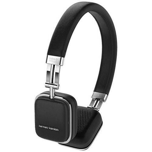 Harman/Kardon Soho Wireless NFC Bluetooth Faltbarer Tragbarer On-Ear Mini Kopfhörer, schwarz @ amazon.de 221,18 Euro