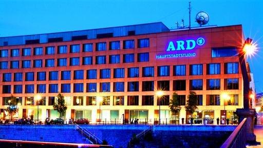[Berlin] Tag der offenen Tür im ARD-Hauptstadtstudio, 29. 8. 2015, 10-18 Uhr