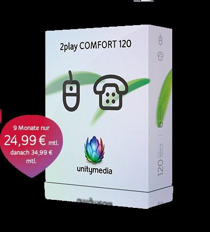 Unitymedia mit 110€ Qipu-Cashback + 50€ BestChoice Gutschein