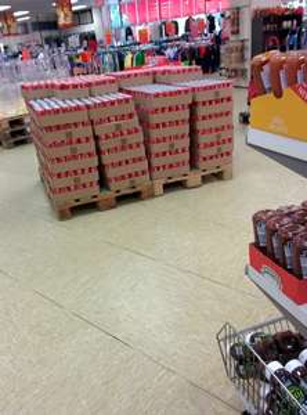 0,30€ Cola 0,25 L Woolworth Oer-Erkenschwick  [lokal] deutschlandweit?