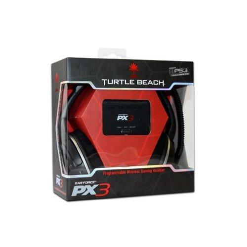 Turtle Beach / Ear Force PX3 / Programmierbarer schnurloses Gamingheadset / PS3 | Xbox 360 | PC | MAC