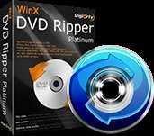 Gratis €35 WinX DVD Ripper für Windows 10/8/7