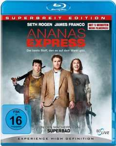 Ananas Express - Superbreit Edition [Blu-ray] für 6,90€ @Amazon.de (Prime)
