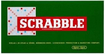 Scrabble (Spiel) Jubiläumsausgabe für 28,95€ @Bücher.de