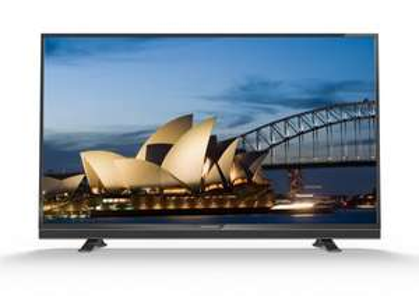 Grundig 49 VLE 822 BL 124 cm (49 Zoll) Fernseher (Full HD, Triple Tuner, 3D) [Energieklasse A+]