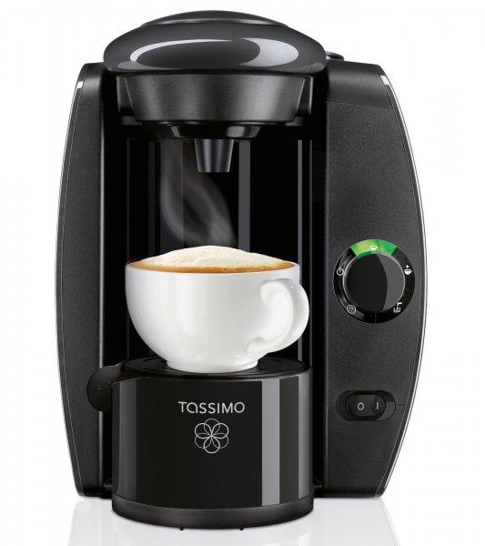 TASSIMO T4 TASKF 4000 Heißgetränkemaschine 1300W Kapsel Kaffeemaschine anthrazit @ ebay dynamic24