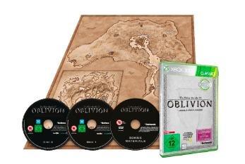 The Elder Scrolls IV: Oblivion (Jubiläumsausgabe) - Xbox 360 für 9,99€ @Saturn
