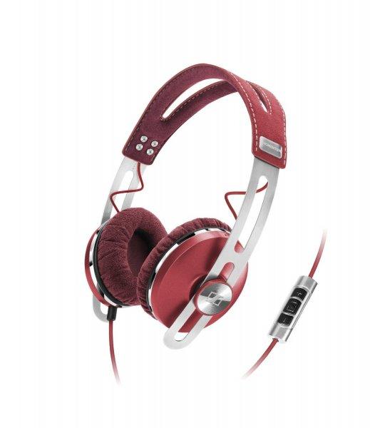 Sennheiser Momentum On-Ear Kopfhörer (rot) inkl. Vsk für 92,46 € > [amazon.es]
