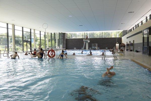 [lokal] Gütersloh - Gratis Schwimmen im neuen Hallenbad am 22.08. und 23.08.