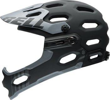 Glocke MTB Helm Super-2R - Matt Schwarz S & L  & M