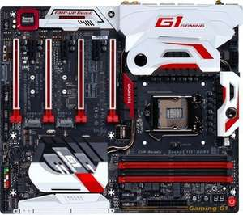 GIGABYTE Z170X-Gaming G1 LGA1151 ATX 4x DDR4 PCI-E @Amazon 238,91