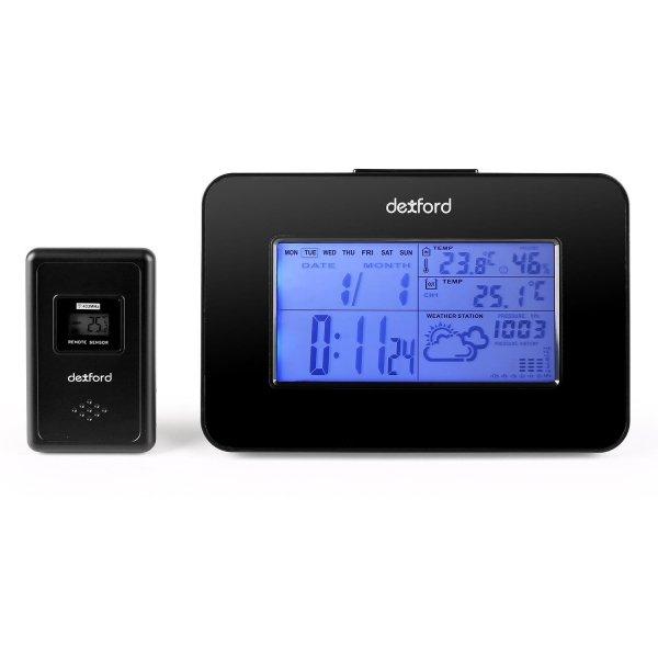 [Amazon-Prime] Dexford D-WS2300 Professionnelle Wetterstation mit Aussensensor