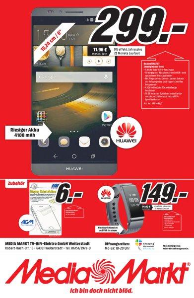[lokal Weiterstadt] Huawei Ascend Mate 7 für 299,-€