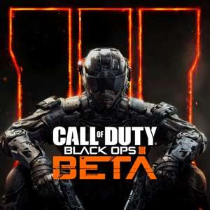 PS4 | Call of Duty Black Ops III Beta für ALLE
