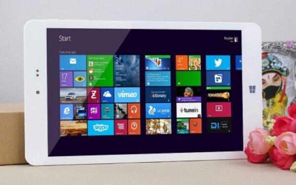 Chuwi Hi8 8 Zoll Tablet mit Win 8.1 und Android [Banggood]