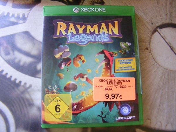 """München Euroindustriepark Toys """"R"""" Us Rayman Legend für Xbox One  9,97 €"""