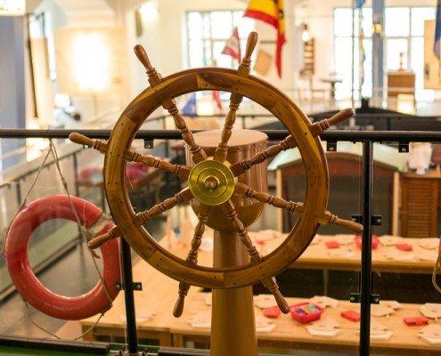[lokal Duisburg] Freier Eintritt ins Museum der deutschen Binnenschifffahrt & Museumsschiffe