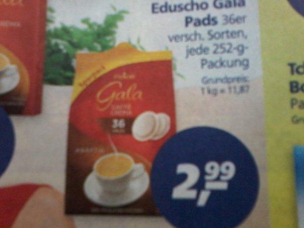 Eduscho Gala Pads 36er bei REAL für 2,99€