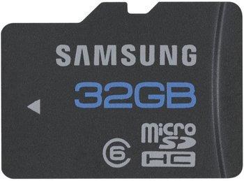 "[Vodafone-App ""My Vodafone""] Samsung microSDHC 32 GB Class. 6 für 9 € inkl. Versand (Nachnahme möglich)"