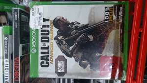 [Lokal MM Herzogenrath] Grabbelkiste: CoD Advanced Warfare (One,PS3) 25€, Dogma 1,50€/2,50€