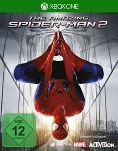 [Saturn] The Amazing Spiderman 2 (Xbox One) für 15€ versandkostenfrei *** Project Spark für 10€