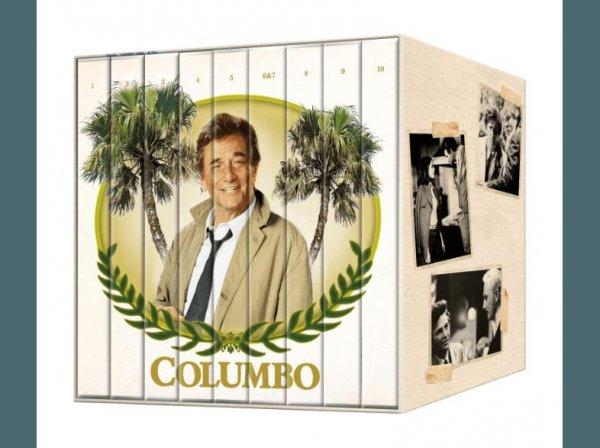 [Saturn] Columbo - Die komplette Serie (Staffel 1-10) - (DVD) ab 34,99€ Versandkostenfrei
