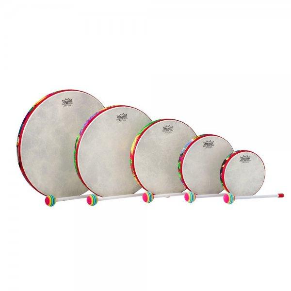 [Amazon-Prime]Remo KD-0500-01 Kinder-Drum Set (5 Stück)