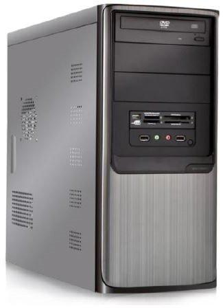 [Getgoods] Desktop Komplett PC ONE PCSYS 43040 (Intel Pentium G3220, 4GB RAM, 500GB HDD, HDMI / USB 3.0, DVD-Brenner) für 141,90€