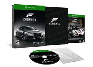 [Amazon WHD] Forza Motorsport 5 - Limited Edition mit Steelbook - Xbox One - ab 18,07€