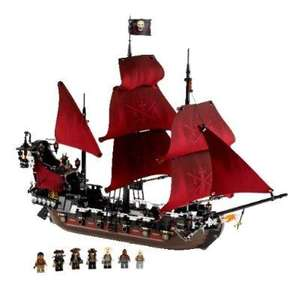 LEGO Pirates of the Caribbean 4195 Queen Annes Revenge für 89,70 € inkl. Versand @amazon.Fr