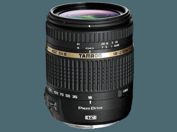 [Saturn Super Sunday] TAMRON 18-270mm F/3.5-6.3 Di II VC PZD für NikonF,Canon oder Sony A-Mount ab 274,-€ (je Artikel)Versandkostenfrei ab 24.00 Uhr