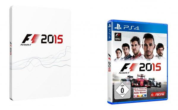 F1 2015 - Special Edition (exkl. bei Amazon.de) für PS4
