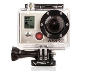 Go Pro HD Hero 2 Motorsport oder Outdoor Edition