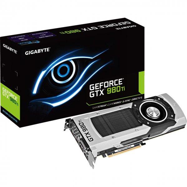 Gigabyte GeForce GTX 980 Ti 6144MB (Retail) für 644,30