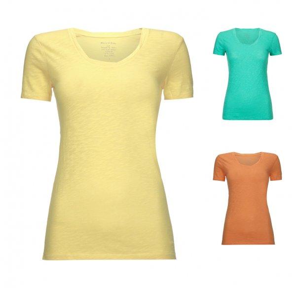 Marc O'Polo Damen T-Shirts für 9,77 Euro bei Zahlung mit Paypal - kostenloser Versand UVP 34,95 Euro - kostenloser Versand