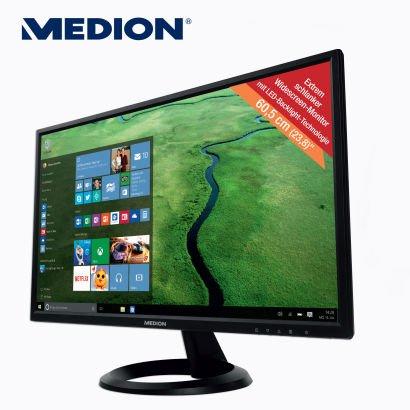 "ALDI Nord FullHD Medion 23,8"" Monitor mit LED-Backlight"